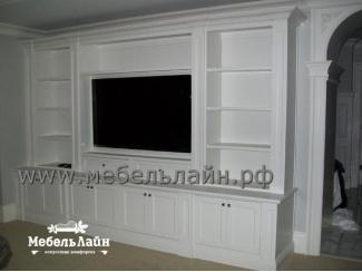 Белая гостиная - Мебельная фабрика «МебельЛайн»
