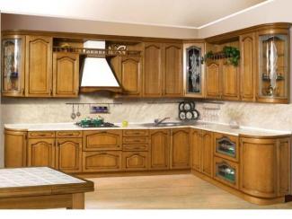 Кухонный гарнитур Элегия-Люкс - Мебельная фабрика «Вилейская мебельная фабрика»
