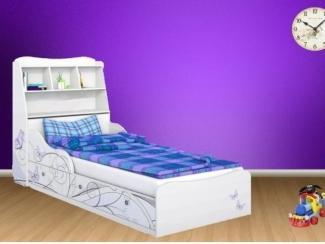 Детская кровать Леди 3 - Мебельная фабрика «Династия»