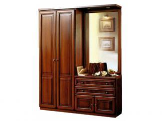 Гардеробная с зеркалом - Мебельная фабрика «МуромМебель (ИП Баранихина Г.И.)»
