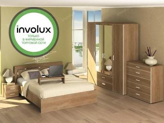Спальня Мирабелла - Мебельная фабрика «Инволюкс»