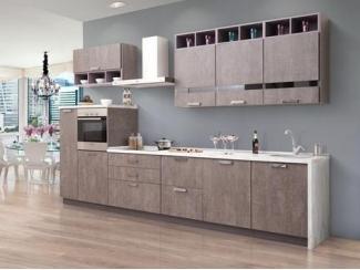 Кухня прямая Необыкновенная - Мебельная фабрика «Мебелькомплект»