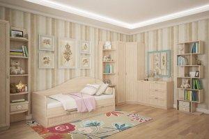 Мебель для детской Раут - Мебельная фабрика «РОСТ», г. Бердск
