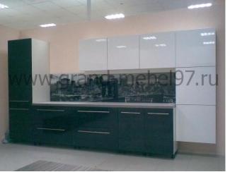 Кухня Акрил 013 - Мебельная фабрика «Гранд Мебель»