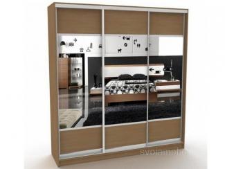 Шкаф-купе Лагуна-37 - Мебельная фабрика «МебельШик»