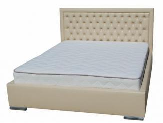Кровать в спальню Ирис - Мебельная фабрика «Юдвис», г. Симферополь