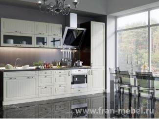 Кухня прямая Ариэль (Трио) - Мебельная фабрика «Фран»