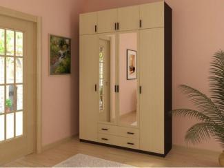 Шкаф Ирис 4 - Мебельная фабрика «Натали»