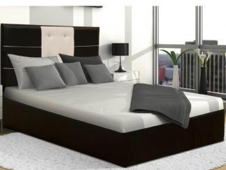 Кровать симфония со спинкой Рояль - Мебельная фабрика «РиАл»