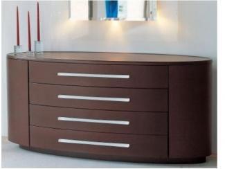 Комод 7 овальный - Мебельная фабрика «Интерьер»