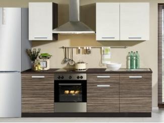 Готовый кухонный гарнитур Вудлайн  - Мебельная фабрика «SL-Мебель»