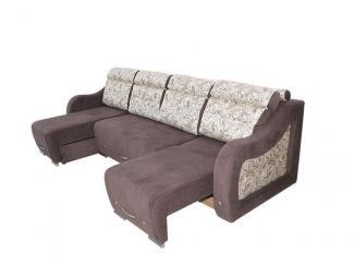 Евро угловой диван Хрусталик П - Мебельная фабрика «ИнтерСиб»