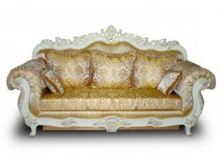 диван прямой Неаполь - Мебельная фабрика «Лео люкс», г. Краснодар