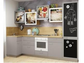 Современная кухня Флэт  - Изготовление мебели на заказ «Кухни ЧУ»