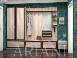 Прихожая Адора в МДФ профиле - Мебельная фабрика «Ариани»