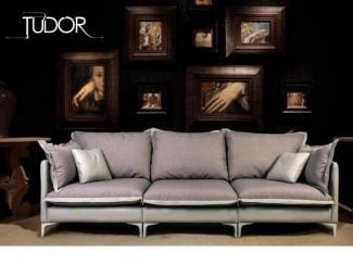 Диван прямой Тудор - Мебельная фабрика «Lorusso divani»