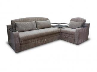 Угловой диван Гермес 2 - Мебельная фабрика «Soft city»