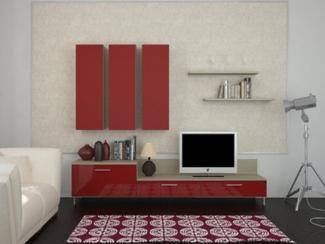 Гостиная rojo - Мебельная фабрика «Интер-дизайн 2000»