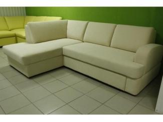 Простой угловой диван Порто  - Мебельная фабрика «Darna-a»
