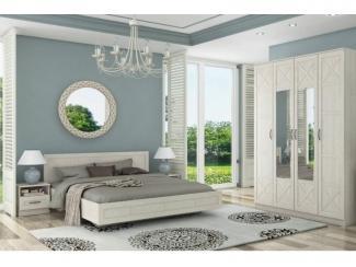Спальня Лозанна  - Мебельная фабрика «Мебель плюс»