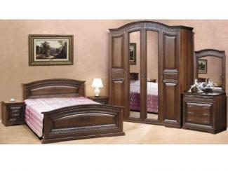Спальня «Венера» Орех - Мебельная фабрика «Бакаут»