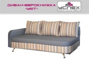 Диван прямой Уют - Мебельная фабрика «Успех»