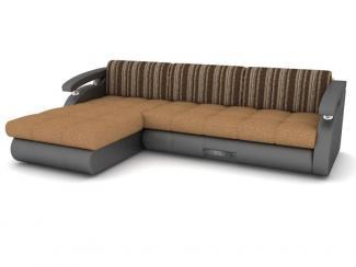 Диван угловой Кит 11 - Мебельная фабрика «Лео»