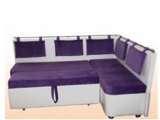 Диван угловой кухонный со спальным местом Под-Арт - Мебельная фабрика «Эдем»