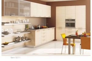 Кухня ЛДСП 1 - Мебельная фабрика «ПластДекор»