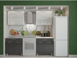 Кухня прямая  Легенда 18 - Мебельная фабрика «Ваша мебель»
