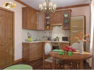 Угловая кухня Дуэт-Россо