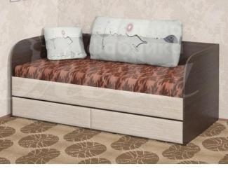 Кровать с ящиками Корица
