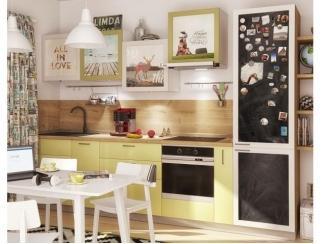 Кухня с фотопечатью Флэт - Изготовление мебели на заказ «Кухни ЧУ»