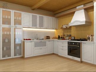 Кухня Эпоха массив - Мебельная фабрика «АСТ-мебель»
