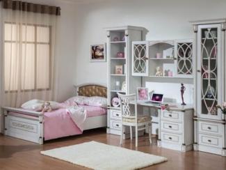 Детская Элеганца - Мебельная фабрика «Мебель Черноземья»