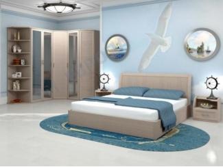 Спальня Дения - Мебельная фабрика «Европа»