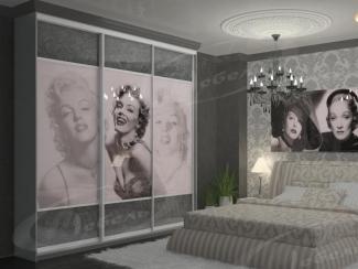 Шкаф - купе «Синема» - Мебельная фабрика «Ладос-мебель»