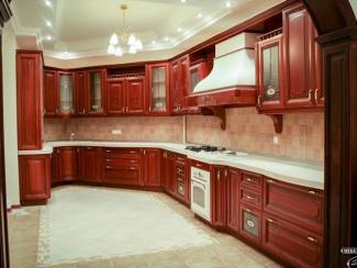 Кухонный гарнитур угловой Луиза - Изготовление мебели на заказ «Демидов А.», г. Краснодар