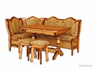 Обеденная группа  Венеция с напылением - Мебельная фабрика «Венеция»