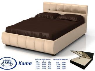 Кровать Катя - Мебельная фабрика «Грос», г. Владимир