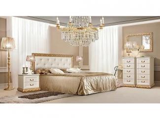 Элегантная спальня Тиффани  - Мебельная фабрика «Ярцево»
