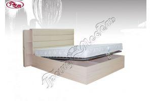 Кровать Камилла 2 без полок - Мебельная фабрика «Гранд-мебель»