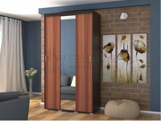 Шкаф-купе 3-х створчатый Клио 1 - Мебельная фабрика «Вега», г. Пенза
