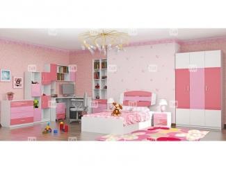 Детская мебель Emme Pink - Мебельная фабрика «ТомиНики»