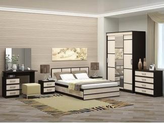 Спальный гарнитур Сакура 1 - Интернет-магазин «ГОСТ Мебель»
