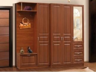 Прихожая Визит комплектация 4 - Мебельная фабрика «Аристократ»