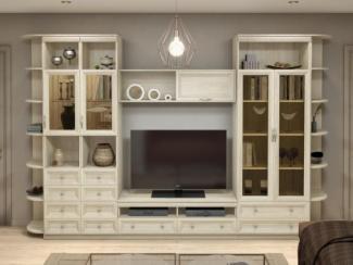 Гостиная стенка Лира 23 - Мебельная фабрика «Балтика мебель»