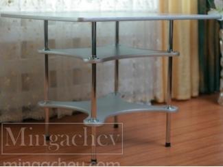 Стол обеденный квадратный - Мебельная фабрика «MINGACHEV»