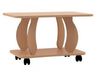 Простой журнальный стол СЖ-8  - Мебельная фабрика «Ваша мебель»