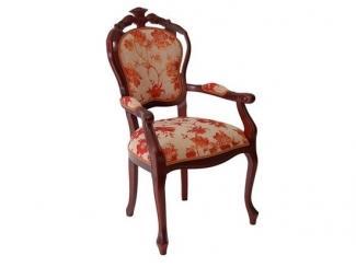 Красивый стул Патриций-021 - Мебельная фабрика «Ногинская фабрика стульев»